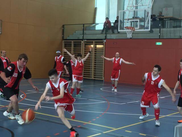 Campionato svizzero di basket 2019 ad Andelfingen