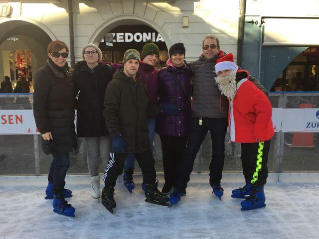 Locarno on ice 2018 a Locarno
