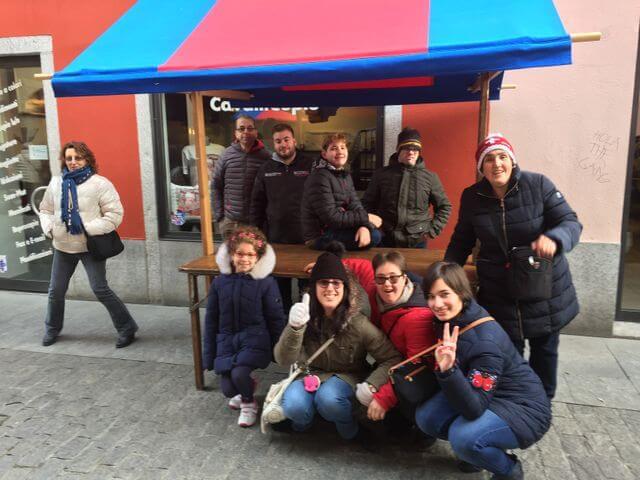 Visita al mercato 2018 a Bellinzona