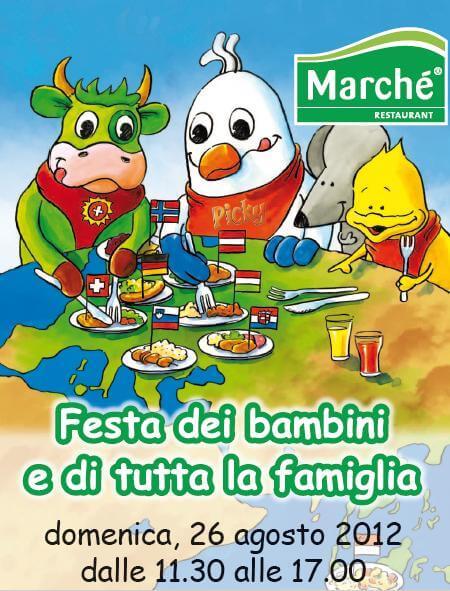 Festa dei bambini 2012